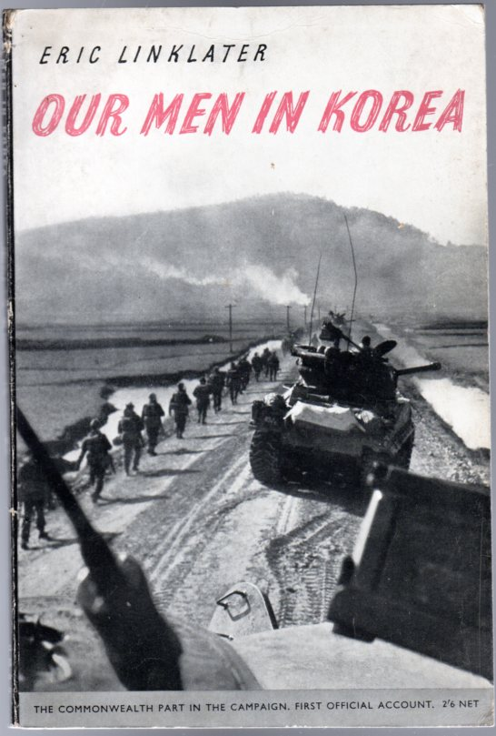 Image for Our Men in Korea