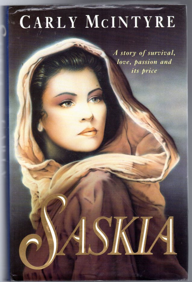 Image for Saskia (SIGNED COPY)