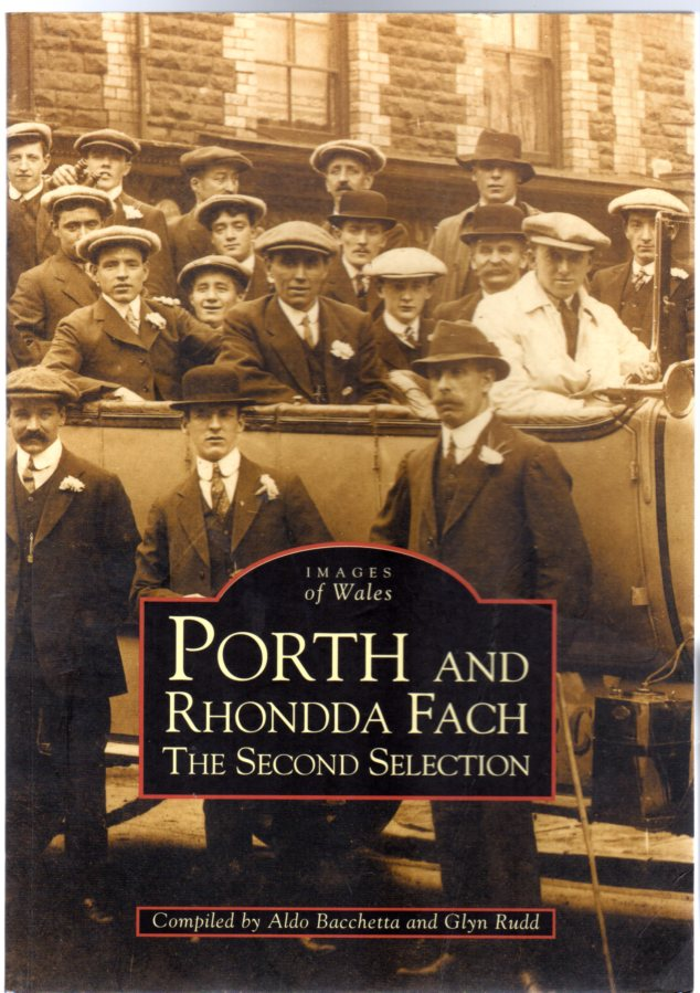 Image for Porth and Rhondda Fach : The Second Selection (SIGNED COPY)