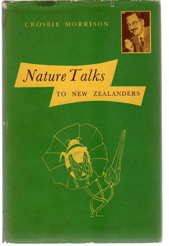 Image for Nature Talks to New Zealanders