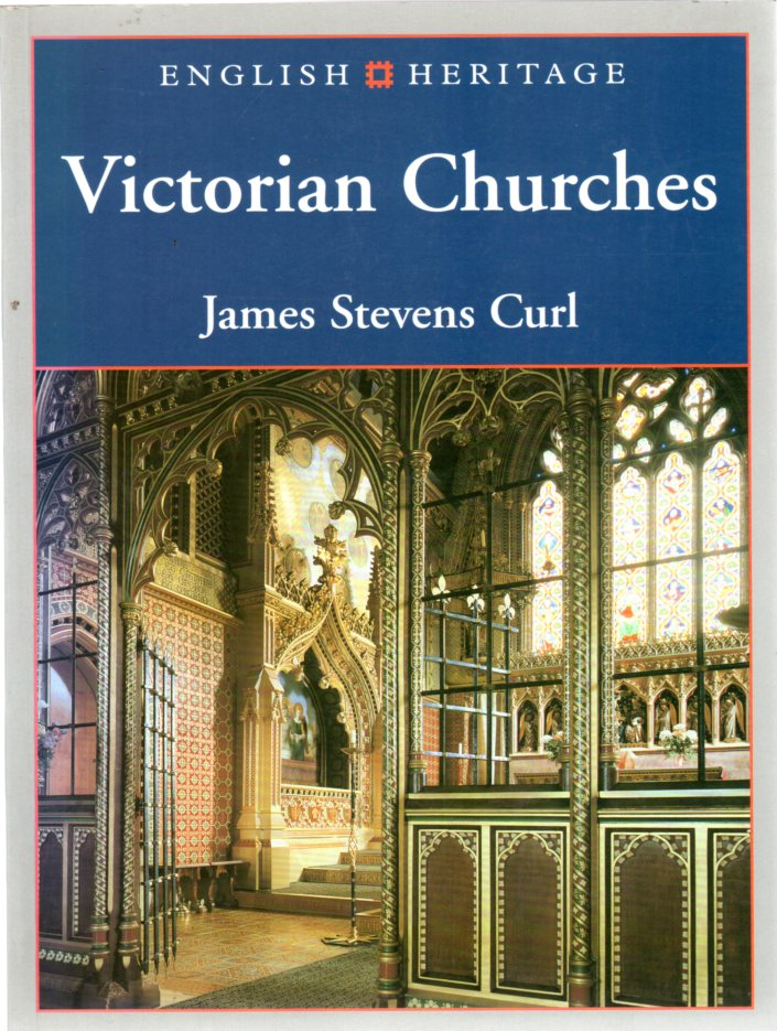 Image for English Heritage Book of Victorian Churches