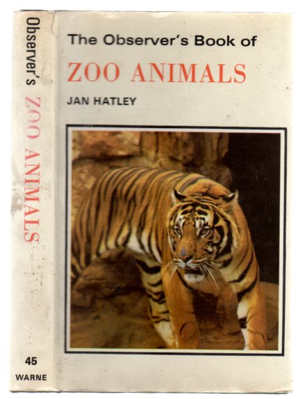 Image for The Observer's Book of Zoo Animals