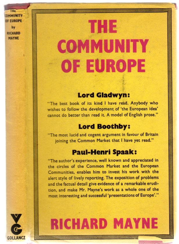 Image for The Community of Europe