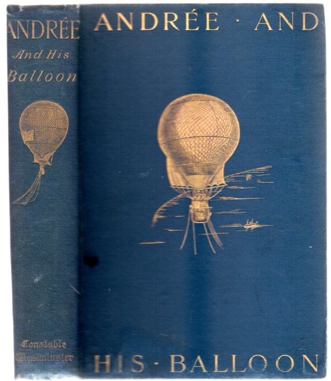 Image for Andree and His Balloon