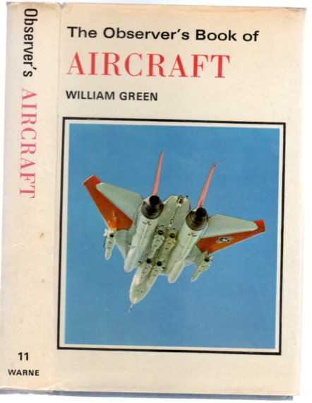 Image for The Observer's Book of Aircraft  1974 Edition