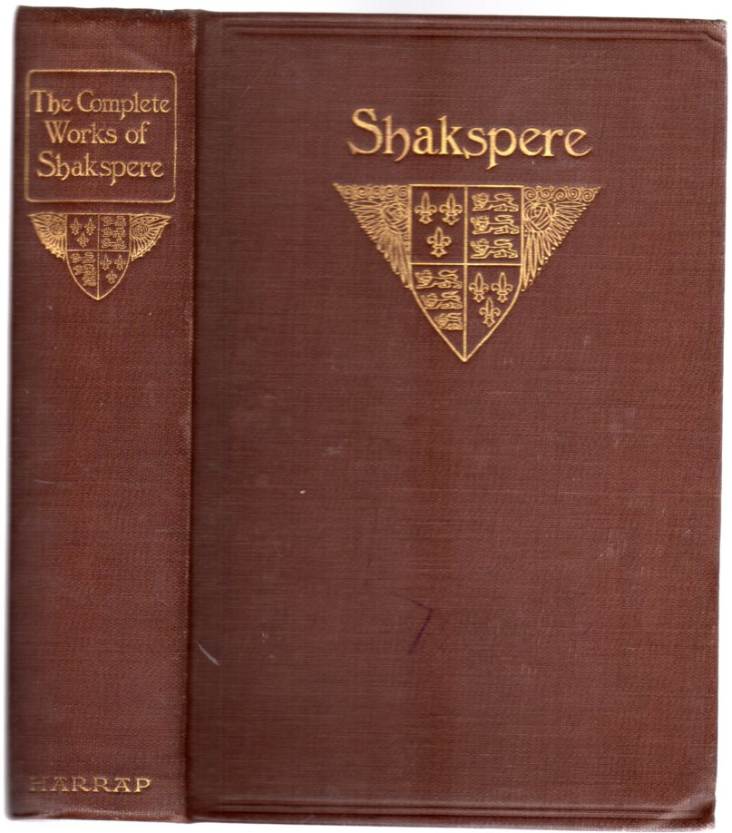 Image for The Works of William Shakspeare