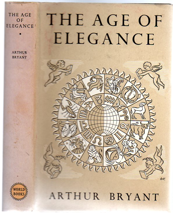 Image for The Age Of Elegance : 1812 - 1822
