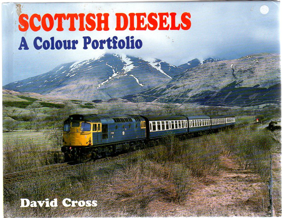 Image for Scottish Diesels : A Colour Portfolio