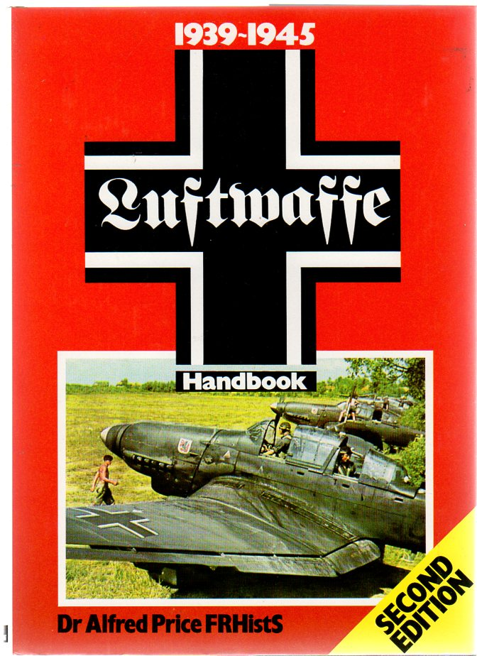 Image for The Luftwaffe Handbook, 1939-45