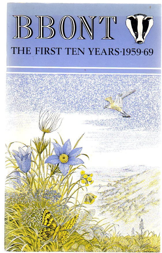 Image for BBONT : The First Ten Years 1959-1969