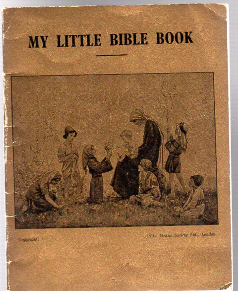 Image for My Little Bible Book