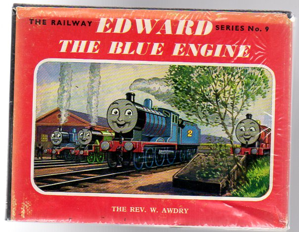 Image for Edward The Blue Engine