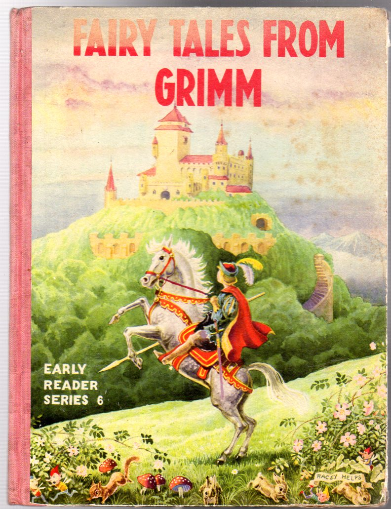 Image for Fairy Tales from Grimm - a Selection from Very Young Readers