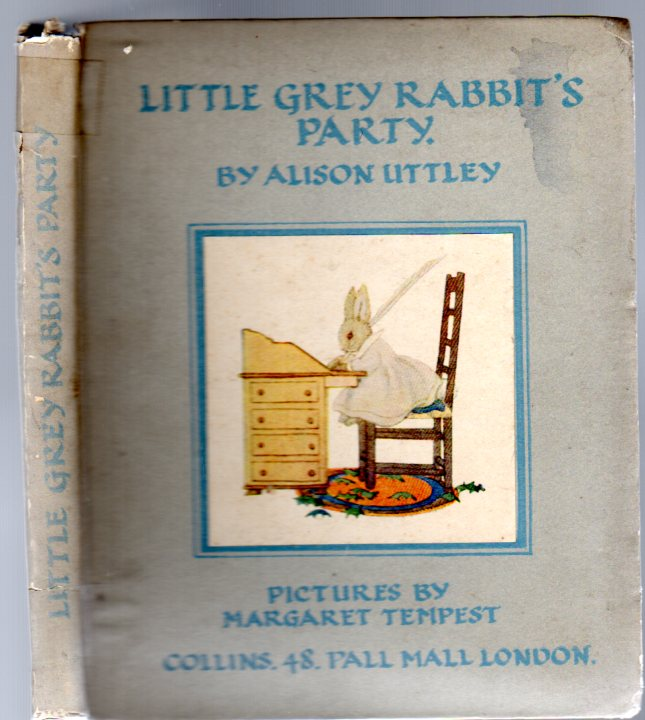 Image for Little Grey Rabbit's Party