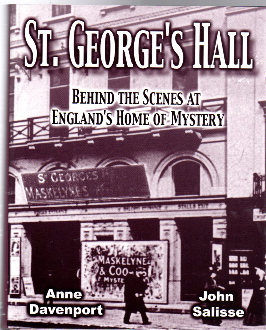 Image for St. George's Hall : Behind The Scenes At England's Home Of Mystery