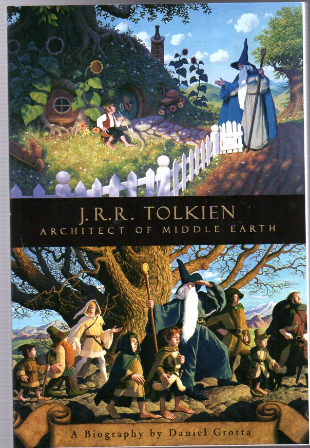 Image for J. R. R. Tolkien : Architect of Middle Earth: A Biography