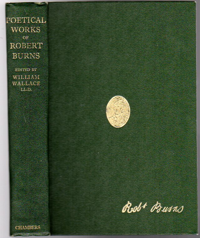 Image for Poetical Works of Robert Burns