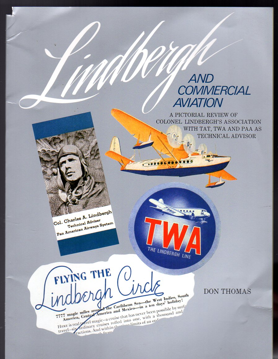 Image for Lindbergh and Commercial Aviation