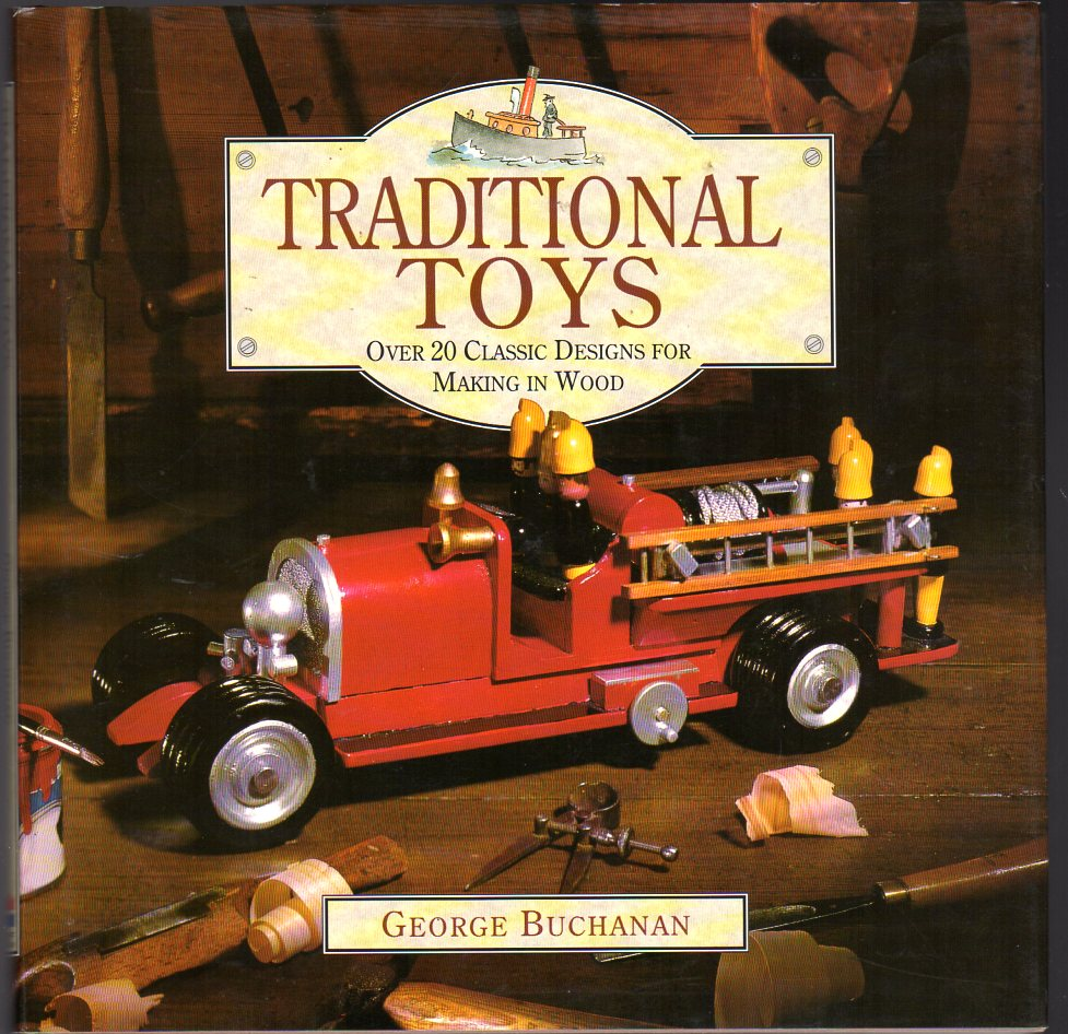 Image for Traditional Toys : Over 20 Classic Toy Designs for Making in Wood