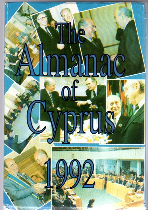 Image for The Almanac of Cyprus 1992