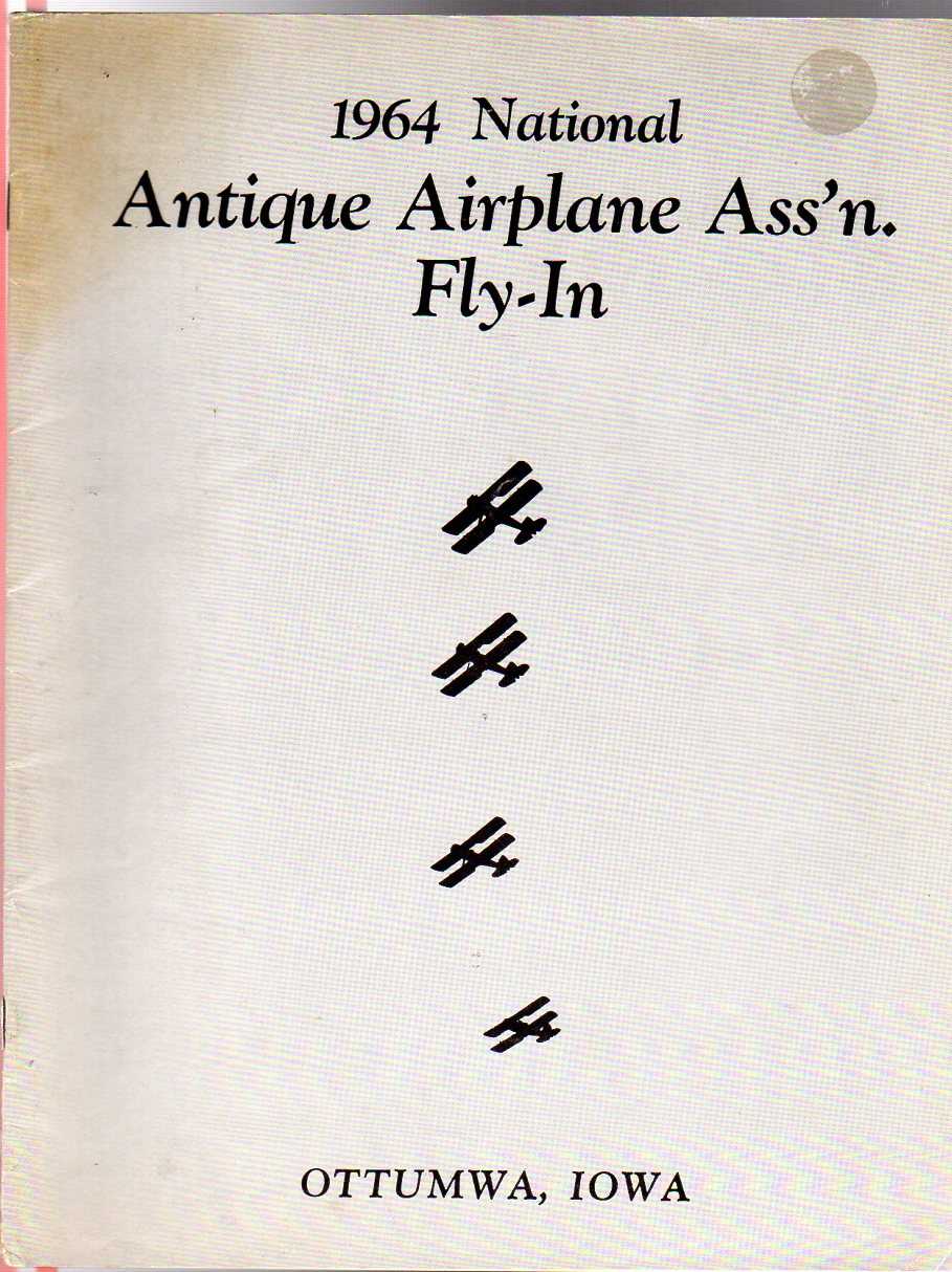 Image for 1964 National Antique Airplane Association Fly-In : Volume 1 - Number 1