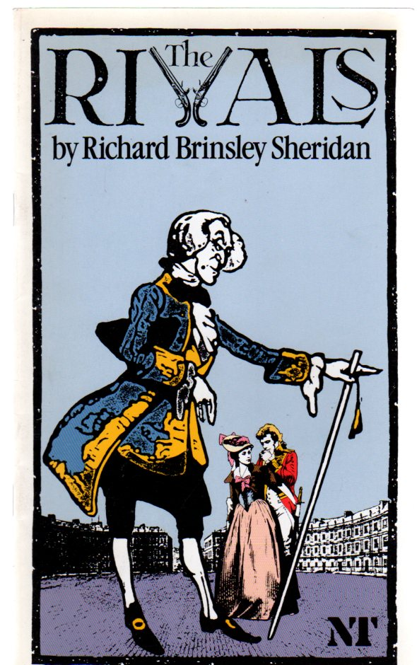 Image for The Rivals (THEATRE PROGRAMME)