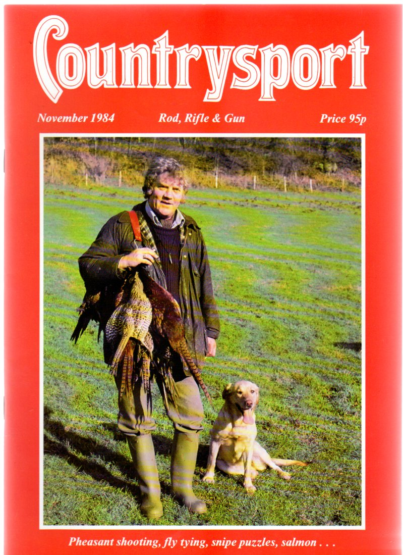 Image for Countrysport : November 1984