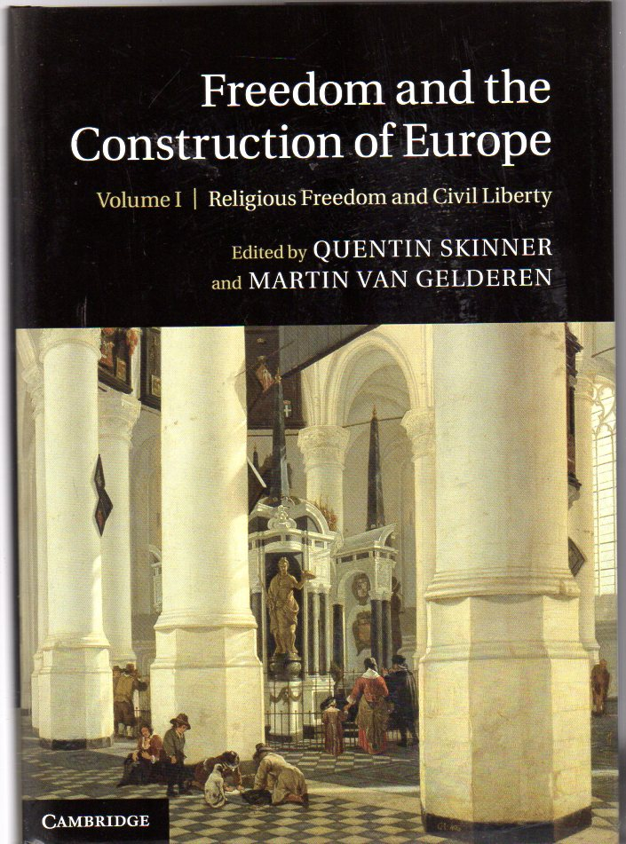 Image for Freedom and the Construction of Europe : Volume 1