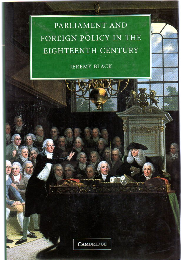 Image for Parliament and Foreign Policy in the Eighteenth Century