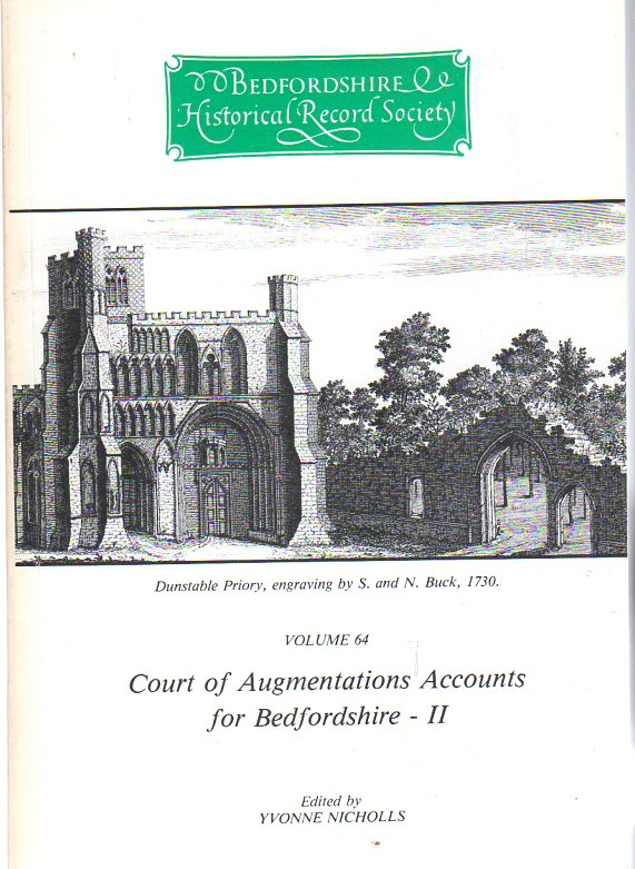 Image for Court of Augmentation Accounts for Bedfordshire : Part II