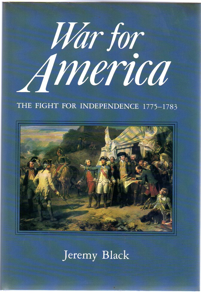 Image for War for America : The Fight for Independence 1775-1783