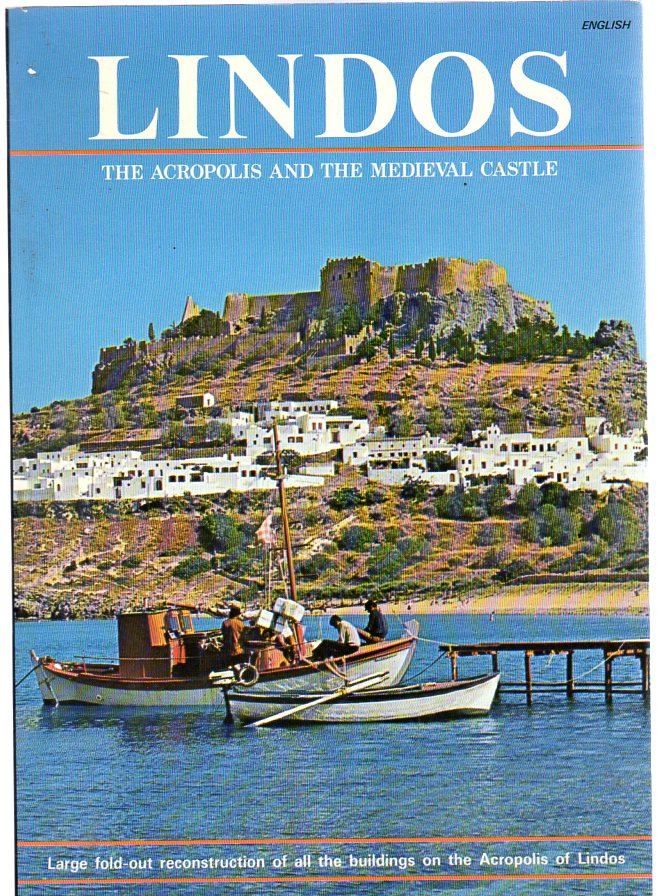 Image for Lindos : The Acropolis and the Medieval Castle