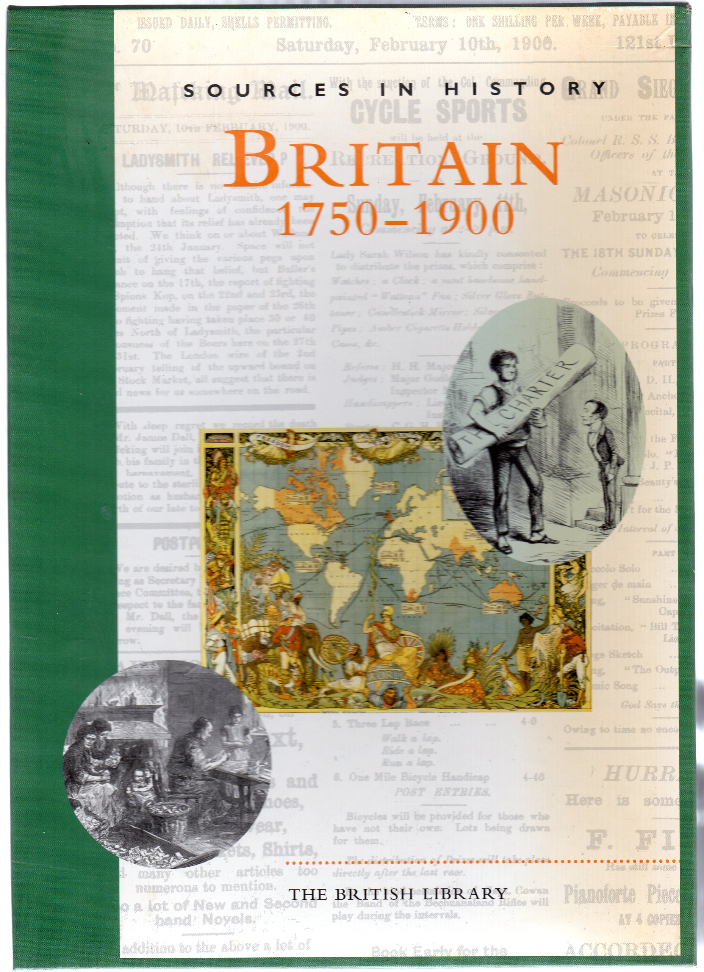 Image for Sources in History: Britain: 1750-1900
