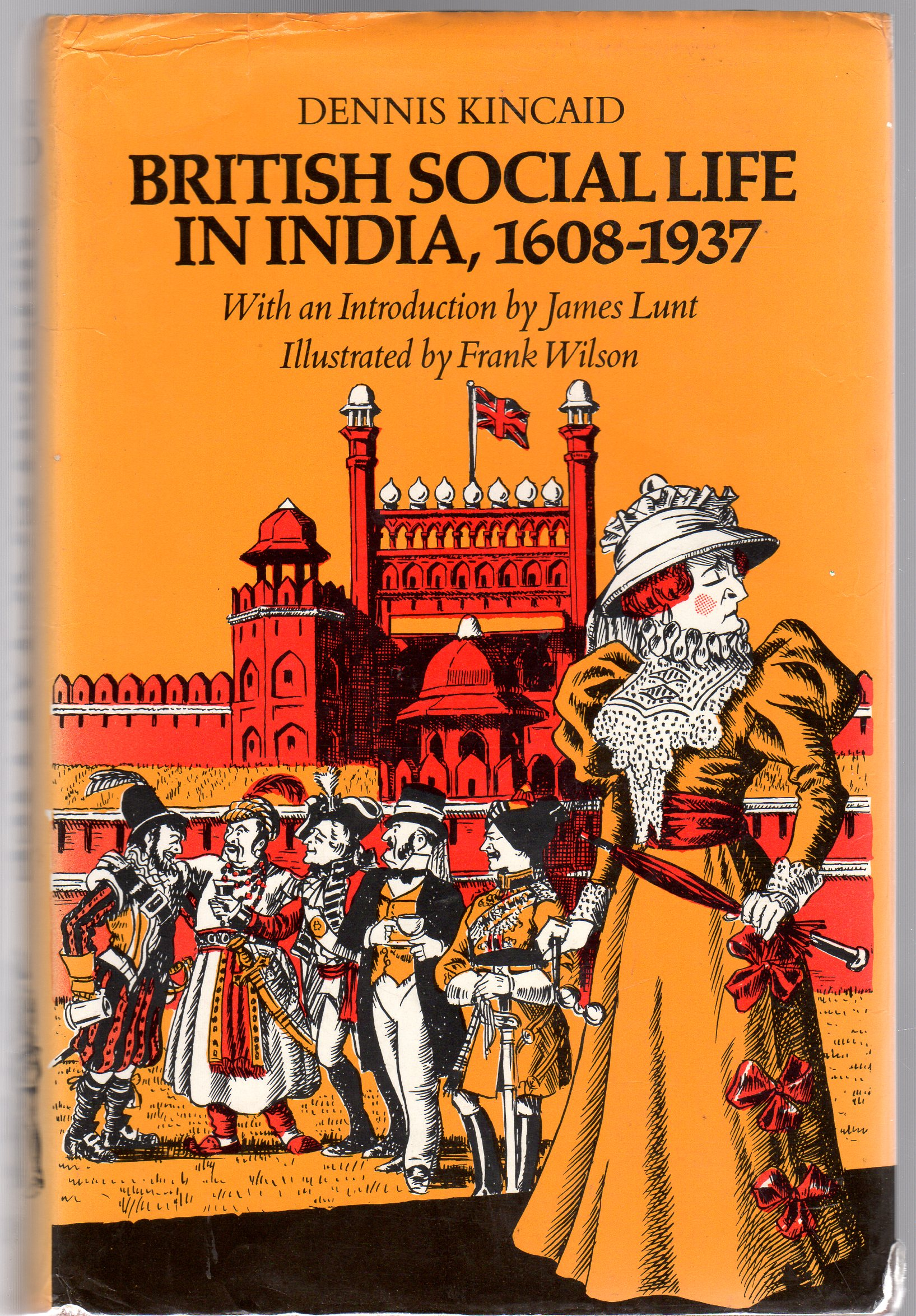 Image for British Social Life in India, 1608-1937
