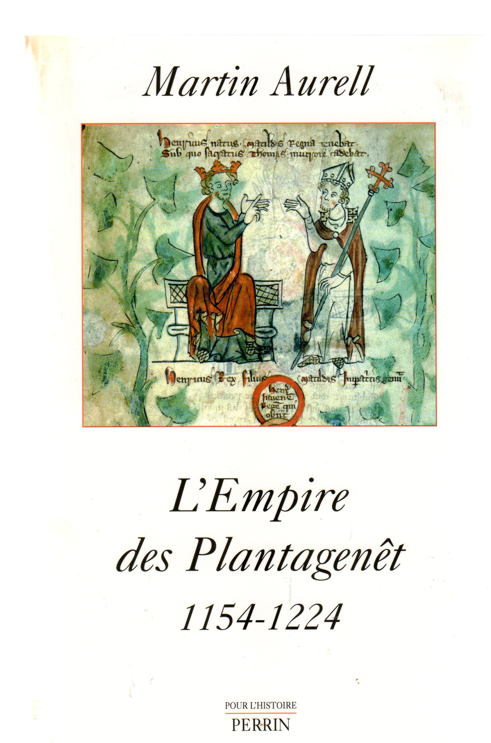 Image for L'empire des Plantagenêt 1154-1224