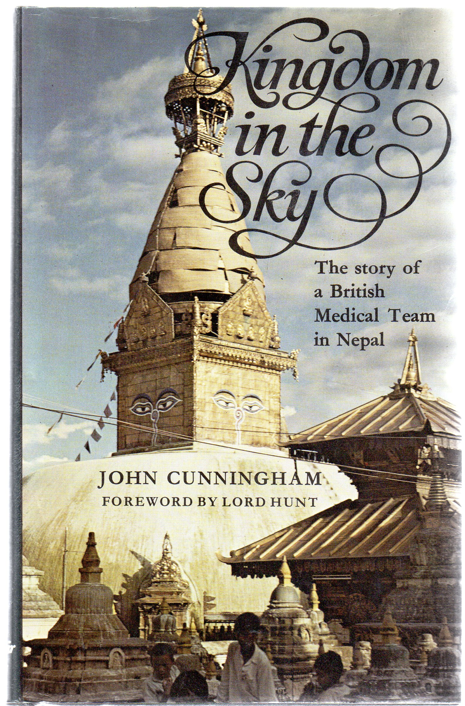 Image for Kingdom in the Sky : Story of the British Medical Trust in Nepal