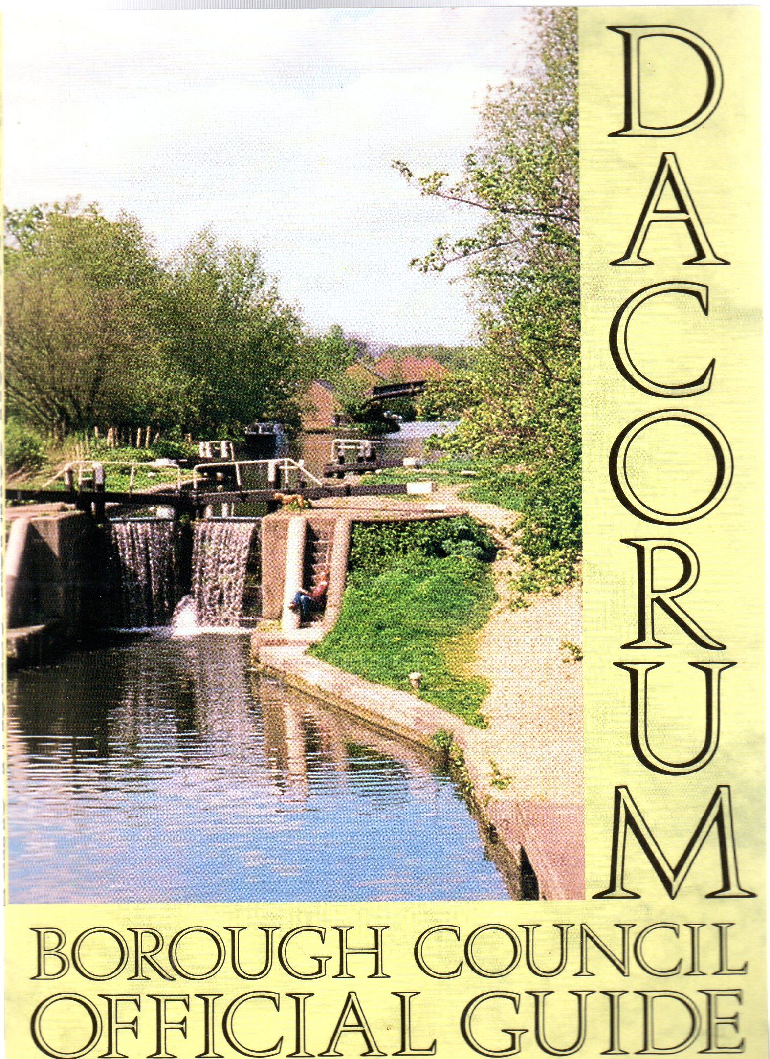 Image for Dacorum Borough Official Guide