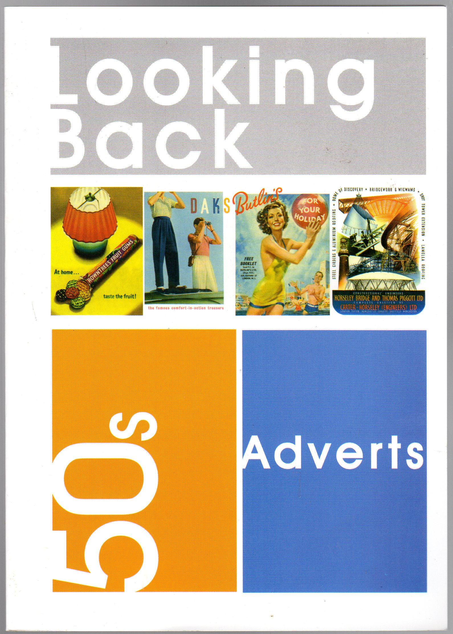 Image for Looking Back - 50's Adverts