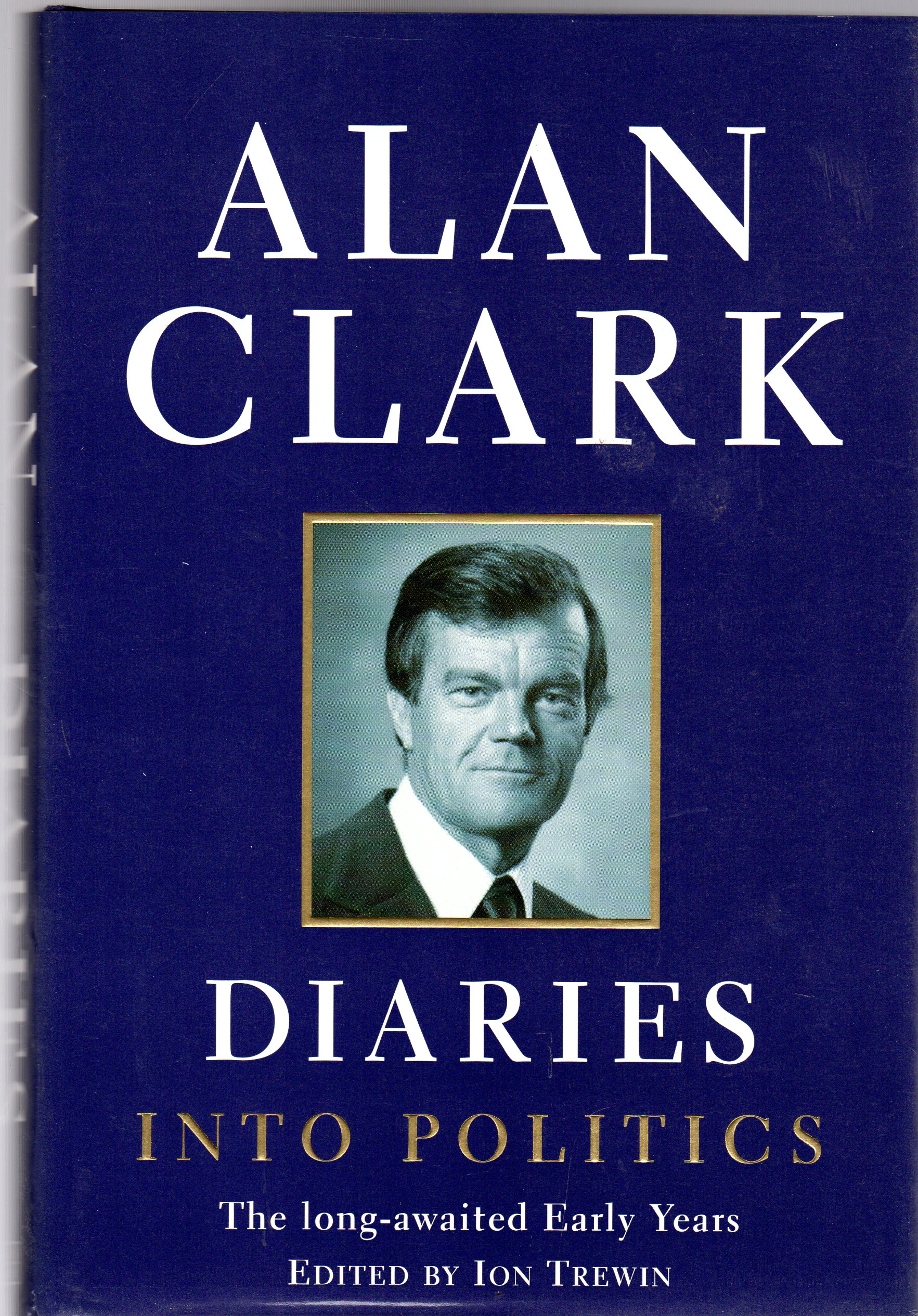 Image for Diaries Into Politics