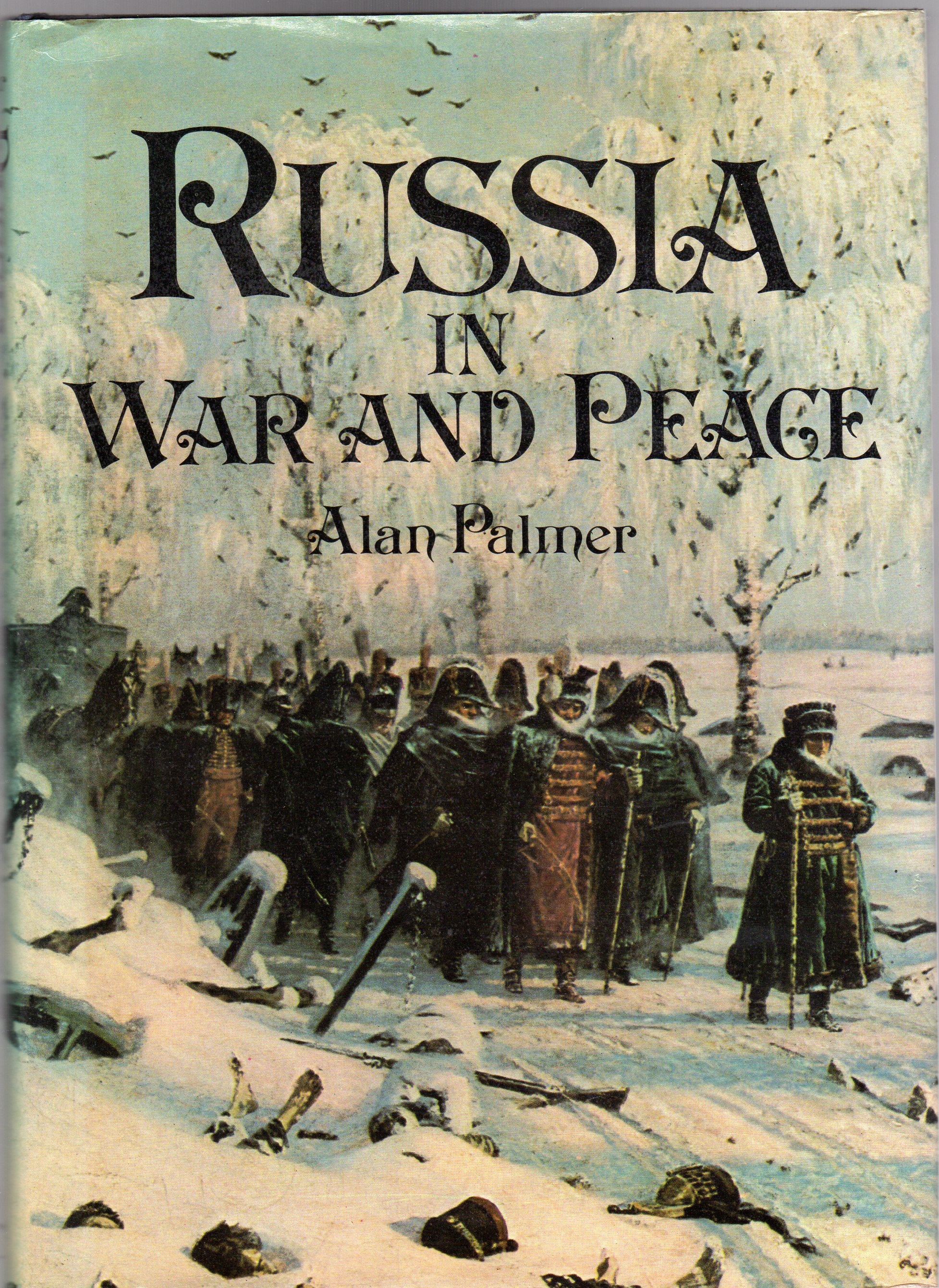 Image for Russia In War and Peace