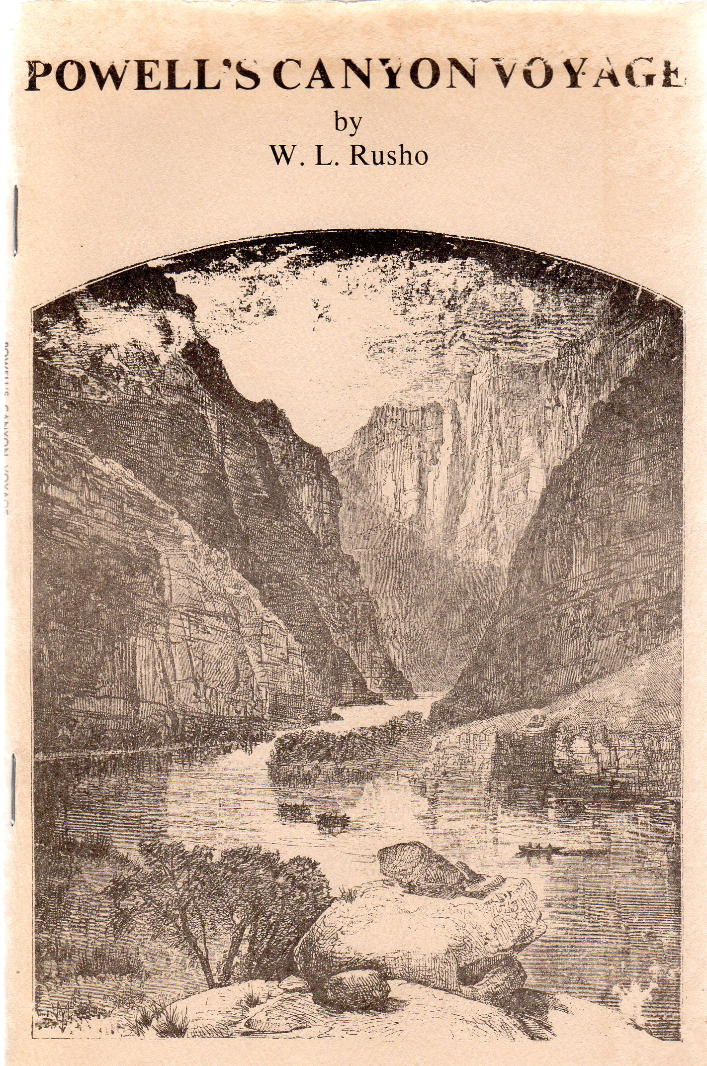 Image for Powell's Canyon Voyage