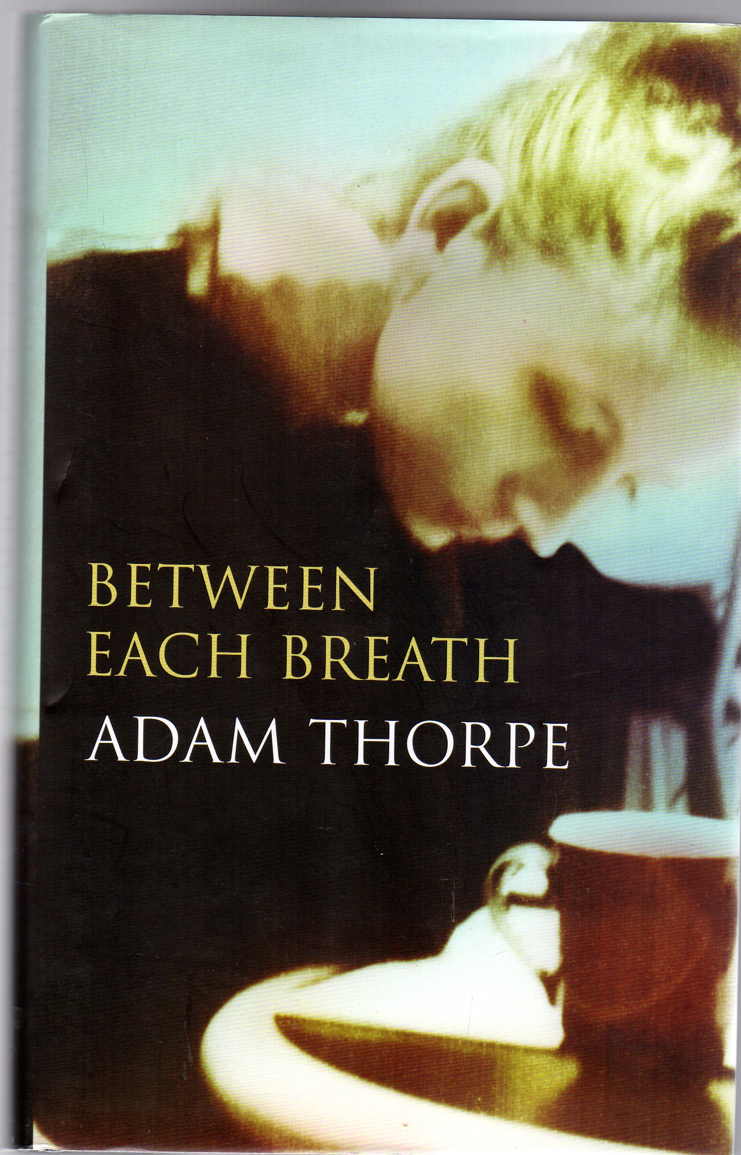 Image for Between Each Breath (SIGNED COPY)