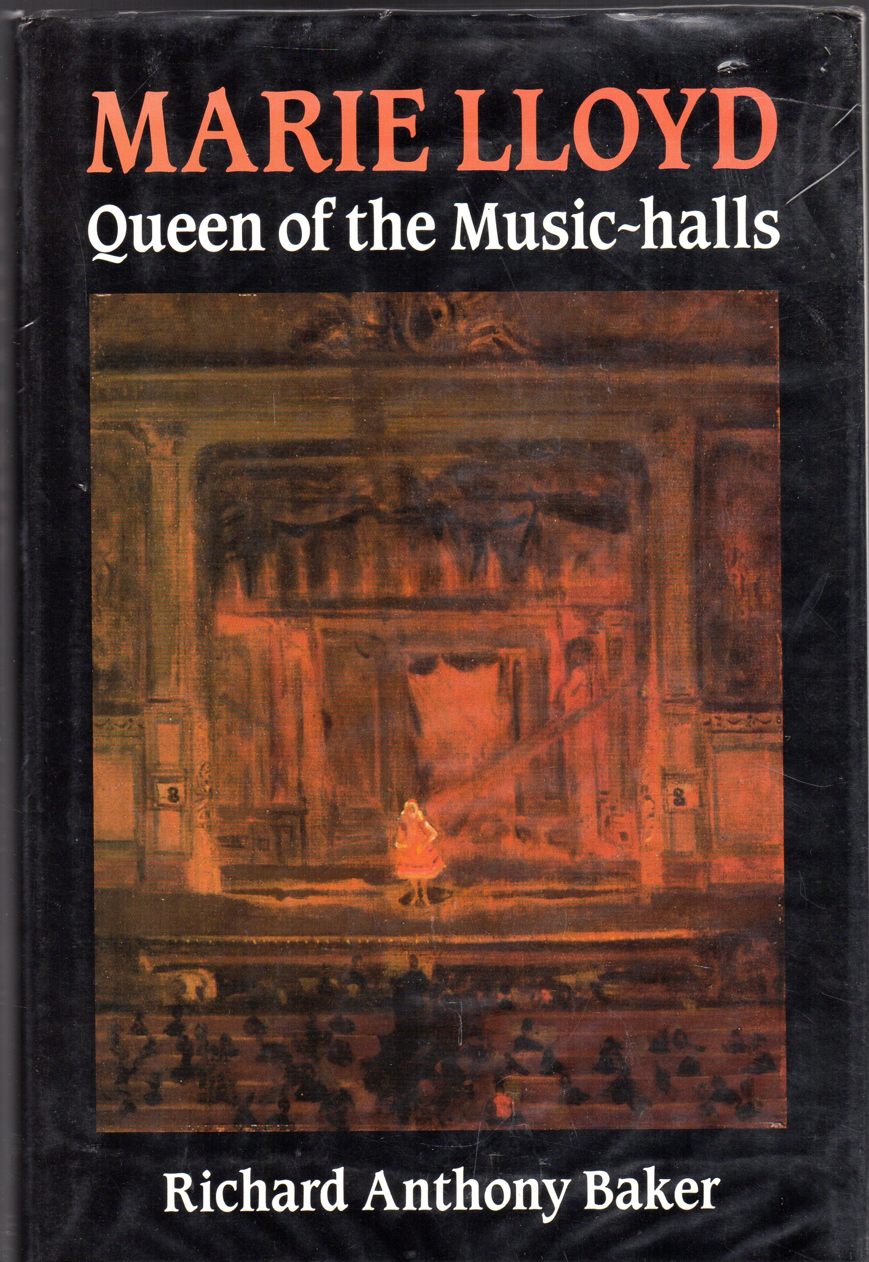 Image for Marie Lloyd : Queen of the Music Halls