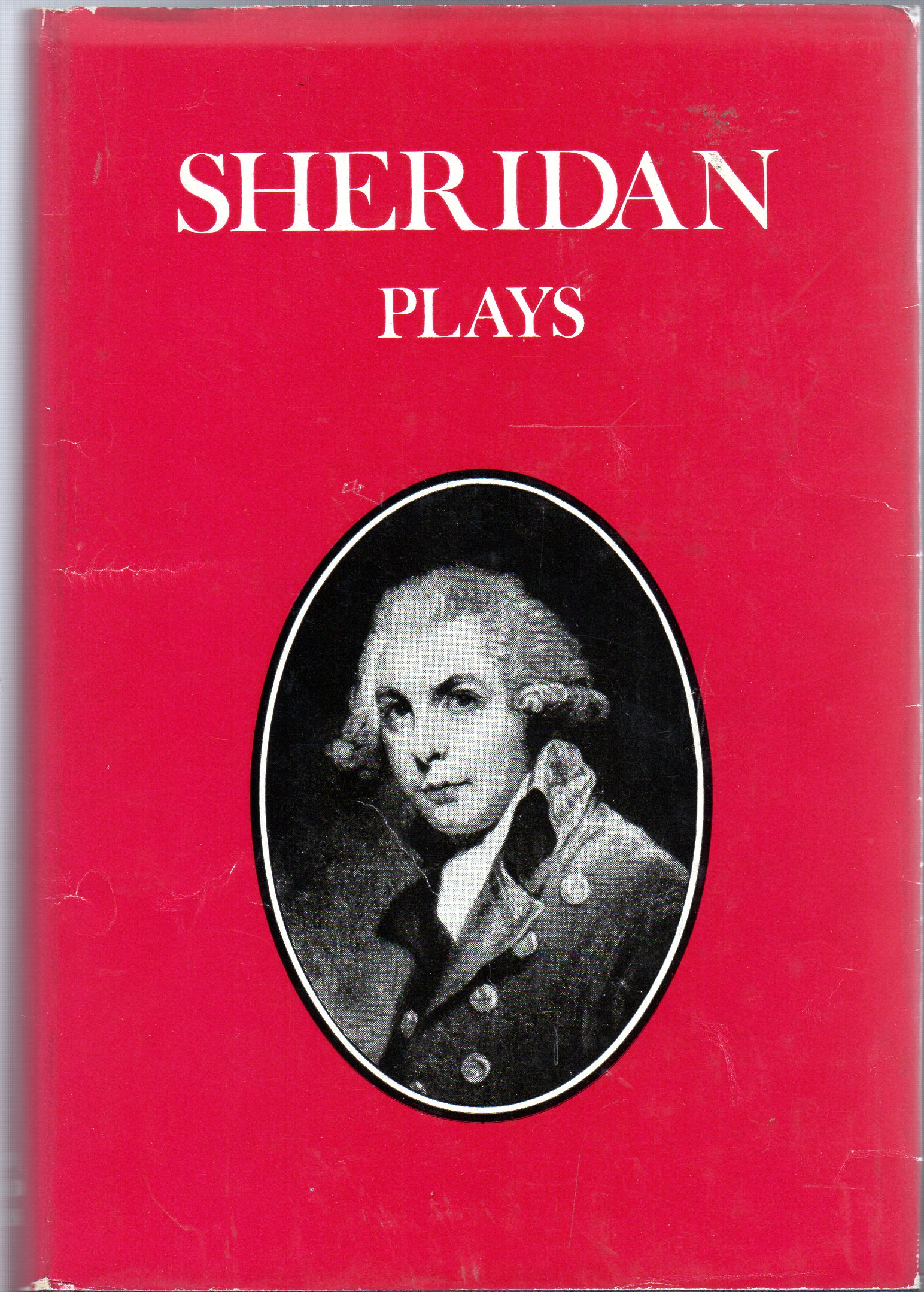 Image for Sheridan Plays