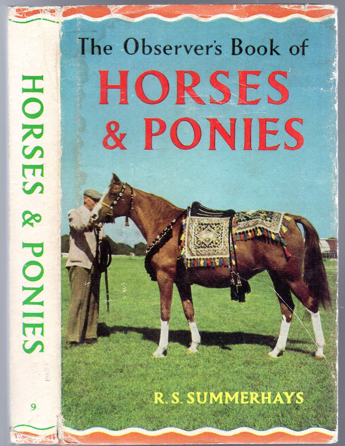 Image for The Observer's Book of Horses and Ponies