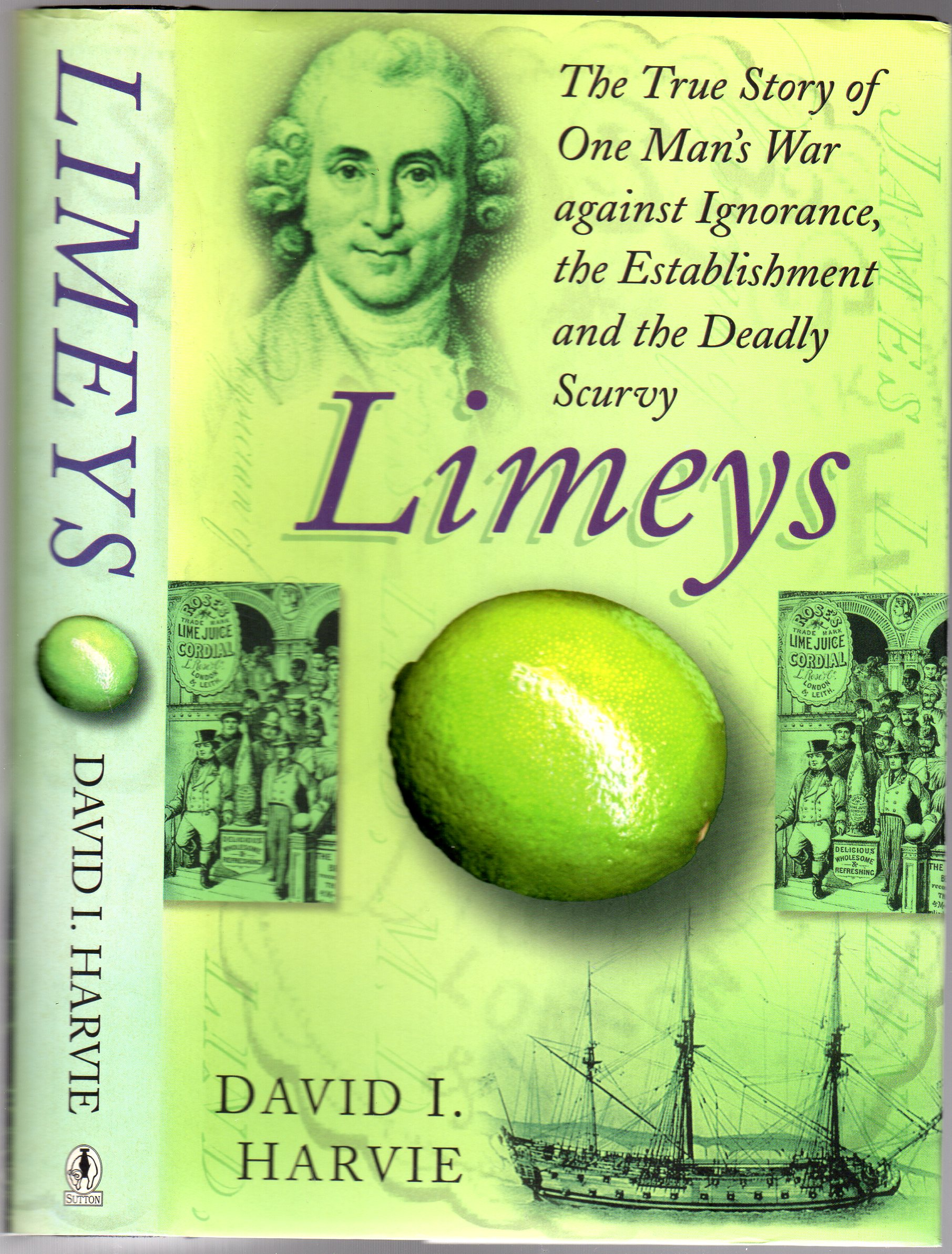 Image for Limeys