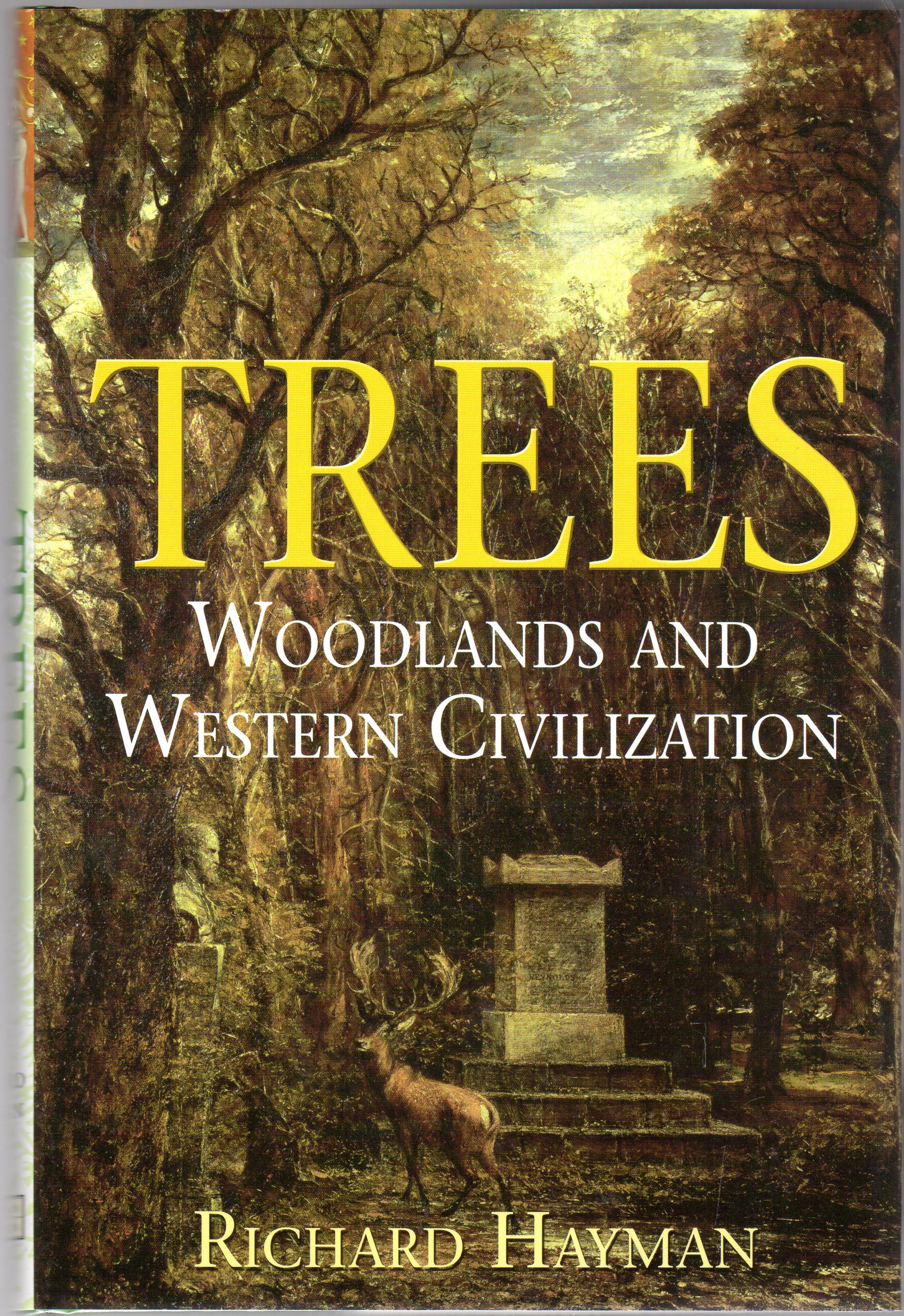 Image for Trees: Woodlands and Western Civilization