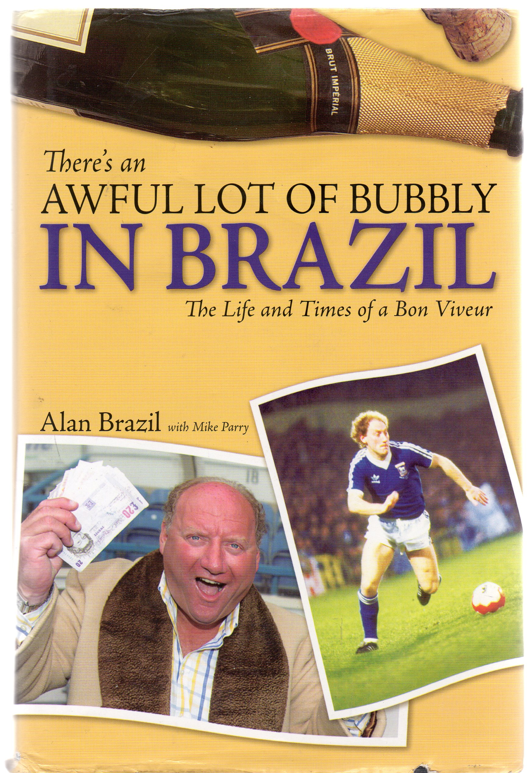 Image for There's an Awful Lot of Bubbly in Brazil