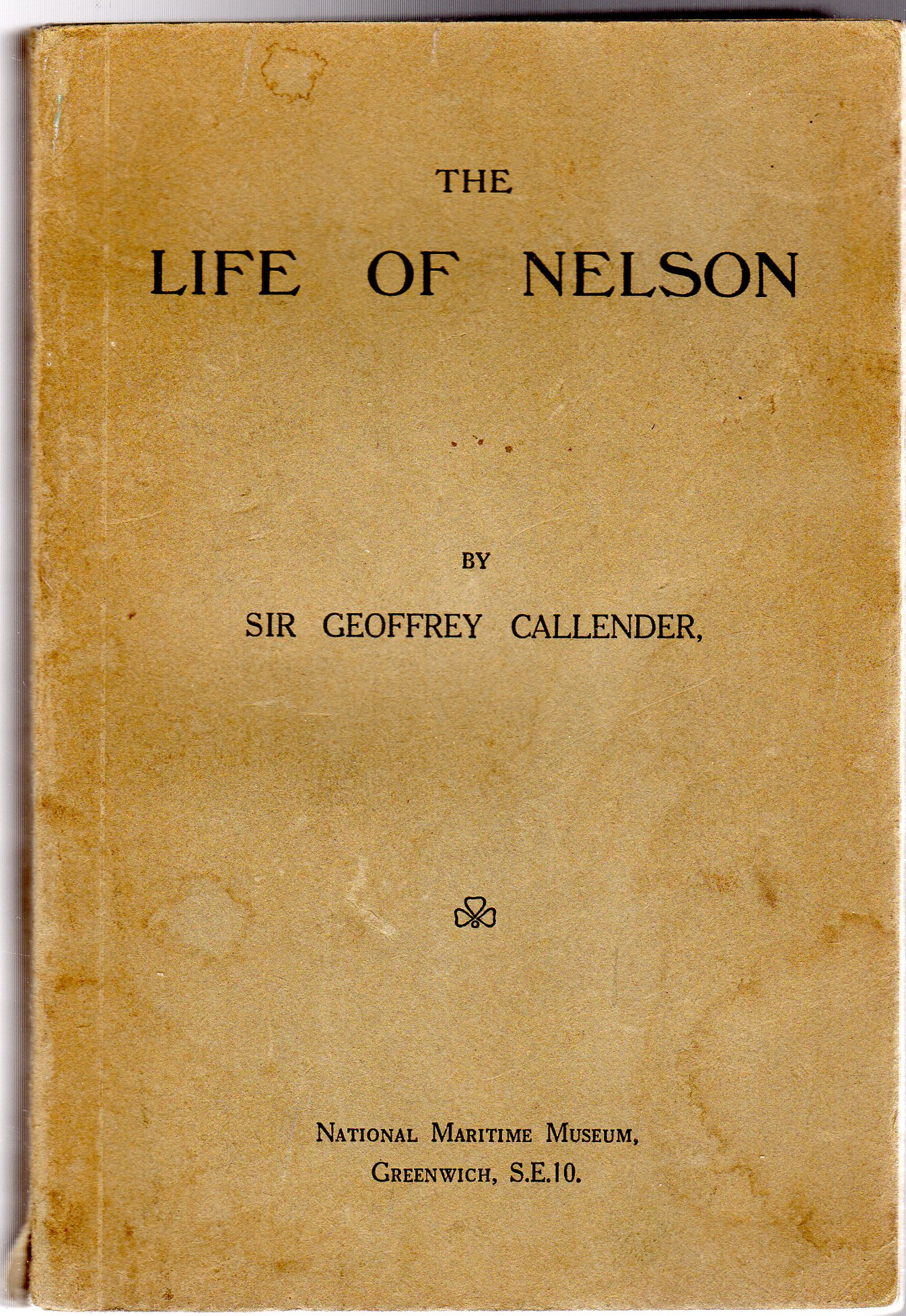 Image for The Life of Nelson