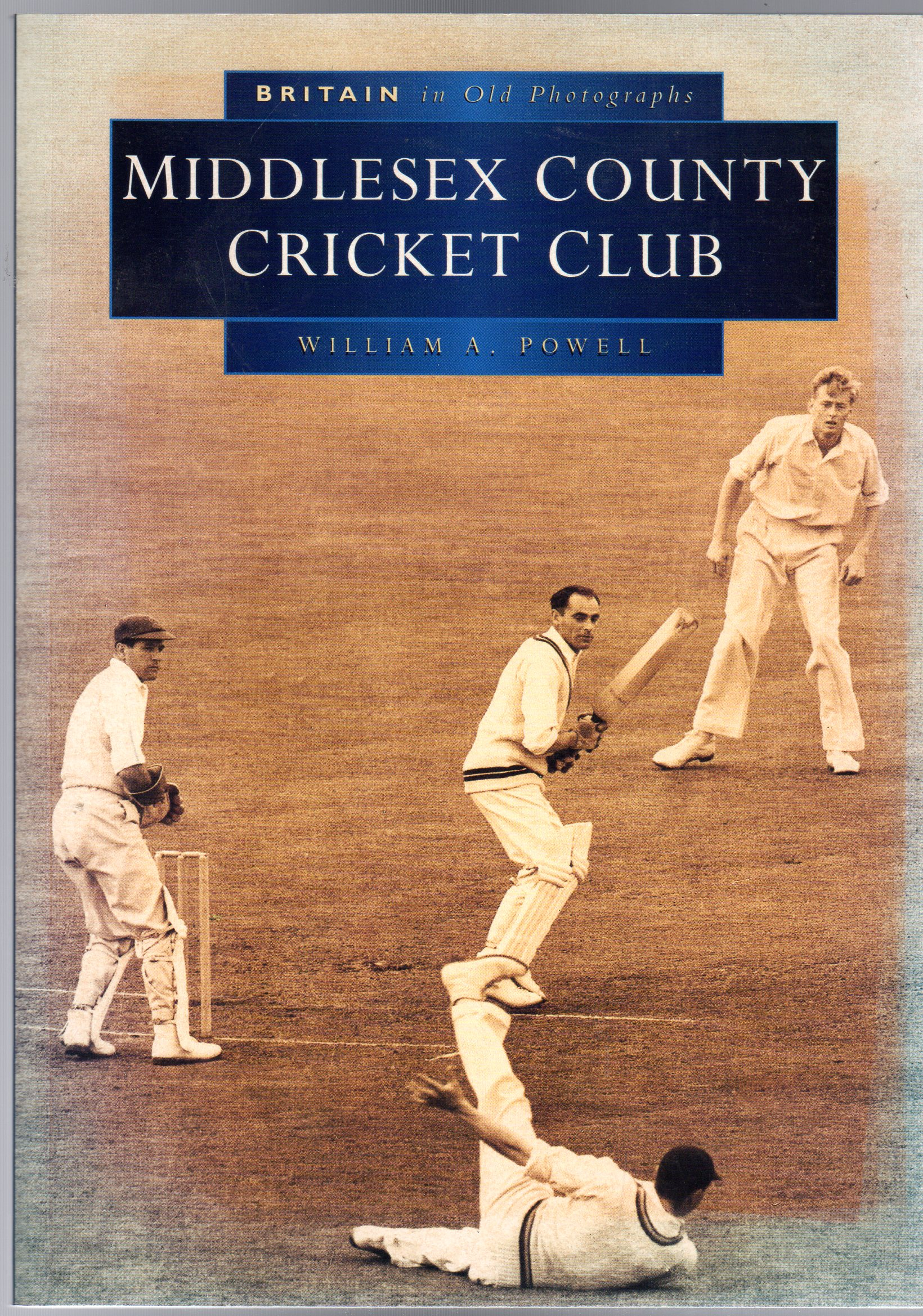 Image for Middlesex County Cricket Club
